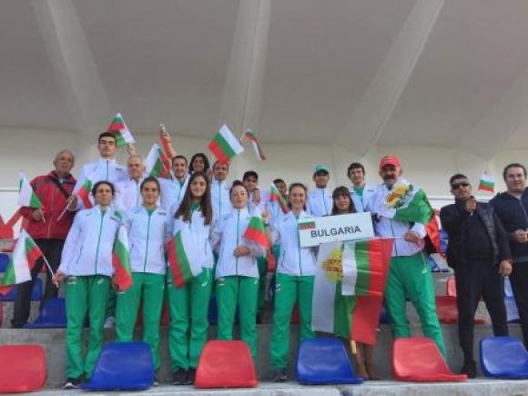 България с две трети места в отборните класирания на балканския шампионат по планинско бягане