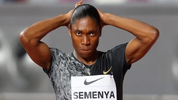 Семеня ще участва на Диамантената лига в Юджийн, но на 3000 метра
