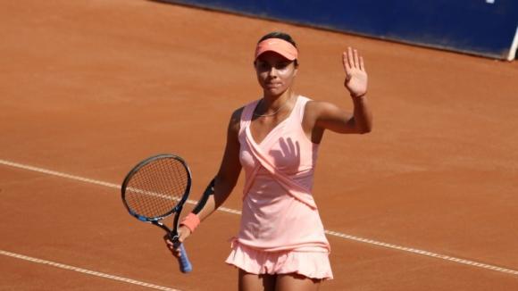 """Виктория Томова загуби на старта на квалификациите на """"Ролан Гарос"""""""