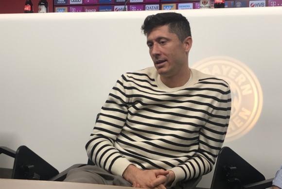 Левандовски: Играчи като Сане могат да поведат отбора напред още от първия ден