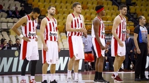 Официално: Олимпиакос и Везенков отиват във втора дивизия