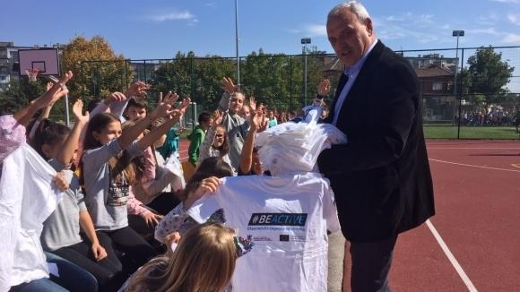Наш политик пред Брюксел: В България подобряваме условията за спорт