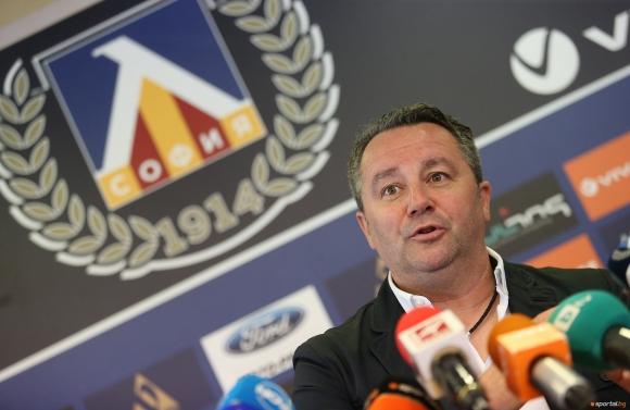 Славиша Стоянович: Честит празник на най-големия клуб в България