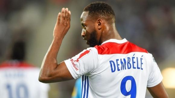 Манчестър Юнайтед вади 40 милиона евро за Муса Дембеле