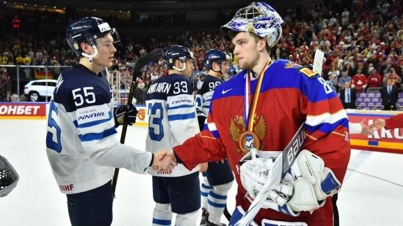 Звездите на Русия се провалиха на полуфинала на Световното по хокей