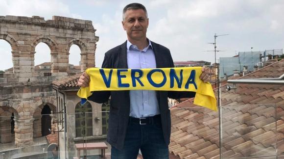 Радо Стойчев при представянето си във Верона: Бойер остава, Казийски не (видео)