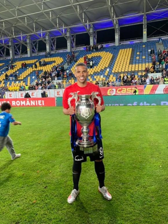 Ривалдиньо стана носител на Купата на Румъния