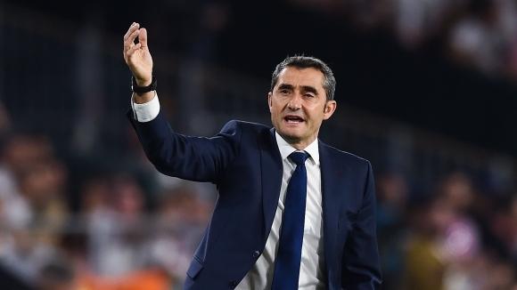 Треньорът на Барселона се оправда с високите очаквания