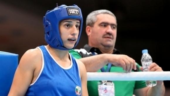 Мелис Йонузова спечели сребърен медал на турнир по бокс в Чехия