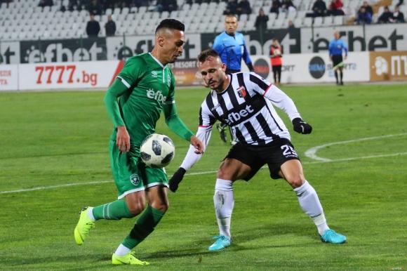 Лудогорец и Локомотив (Пловдив) ще спорят за Суперкупата на България на 3 юли
