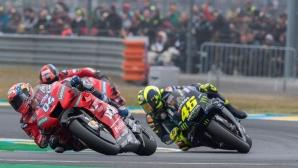 Дови се радва, че Ducati не са използвали отборни заповеди в MotoGP