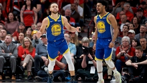 Голдън Стейт е на финал в НБА след драматичен успех срещу Портланд