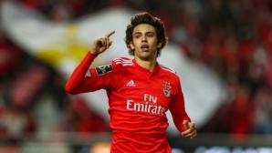 Ман Юнайтед и Атлетико Мадрид са фаворити за Жоао Феликс