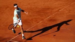 Роджър Федерер се завърна на