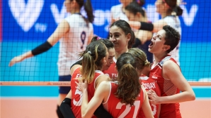 Турция с чист успех срещу Република Корея в Белград (видео + снимки)