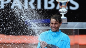 """Надал е номер 1 по """"Мастърс"""" титли и се доближи до Федерер и Джокович по """"големи"""" триумфи"""