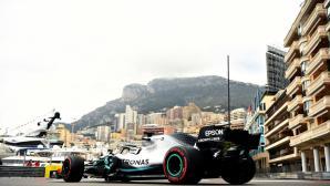 Хамилтън поведе в Монако, Верстапен максимално близо
