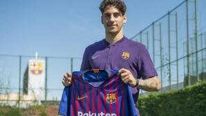 Официално: Барселона купи Рейс
