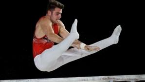 Йордан Александров се класира за финала на успоредка на СК по спортна гимнастика в Осиек