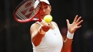 Каролин Гарсия и Арина Сабаленка се класираха за четвъртфиналите в Страсбург