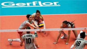 Лора Китипова: Много трудно се играе срещу САЩ! Надявам се възможно най-бързо да влезем в ритъм
