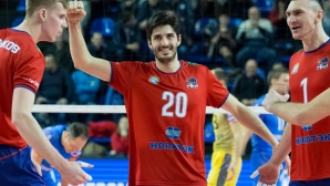 Тодор Скримов се завръща в Русия