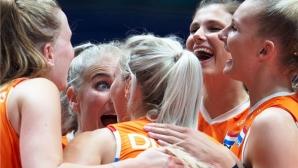 Холандия с първа победа в Лигата на нациите (видео + снимки)