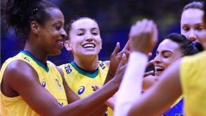 Бразилия прегази Русия в Лигата на нациите (видео + снимки)