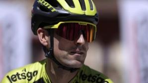 Закарин спечели 13-ия етап на Джиро д'Италия