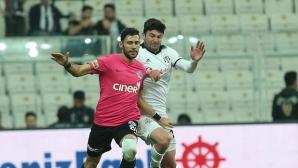 Касъмпаша и Страхил Попов завършиха сезона с поражение от Бешикташ