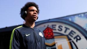Манчестър Сити се задейства и започва преговори със Сане за нов договор