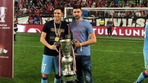 Георги Миланов и МОЛ Види спечелиха Купата на Унгария след драматичен късен обрат