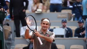 Федерер: Сега знам, че бях прав да се откажа в Рим