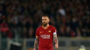 Рома се сбогува с Де Роси с победа (видео+галерия)
