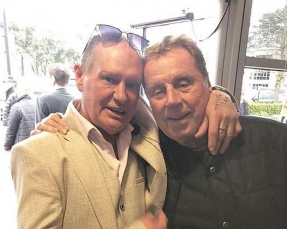 Пол Гаскойн отново пие до забрава, Хари Реднап го спаси от резил