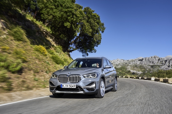 Това е новото BMW X1 (Видео)