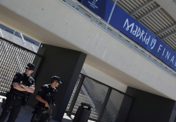 Финалът в ШЛ ще е най-охраняваното спортно събитие в Испания