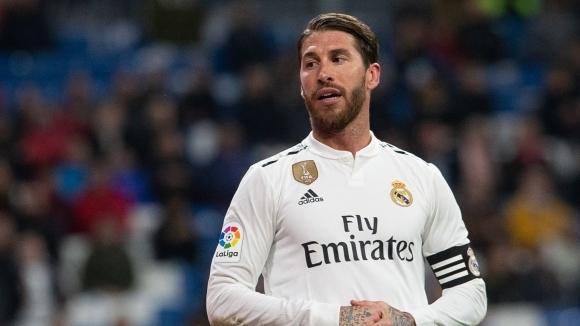Рамос обяви дали остава в Реал Мадрид
