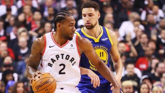 Торонто нанесе първия удар във финалната серия в НБА