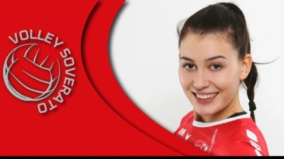 Силвана Чаушева отново ще играе в Италия