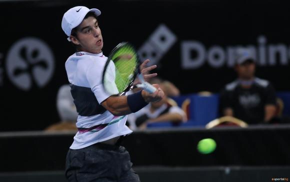 Адриан Андреев с победен старт на турнира в Реджо Емилия