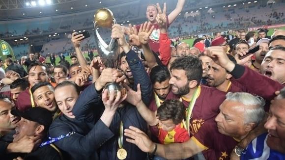 Есперанс отново спечели Африканската шампионска лига, съперникът напусна терена заради ВАР