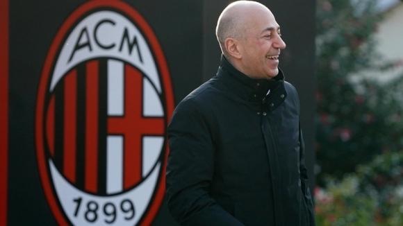 Милан се отказва от участие в Лига Европа