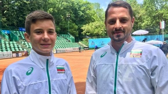 Илиян Радулов е на финал на Bulgaria Cup