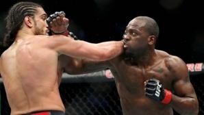 UFC изрита четирима бойци