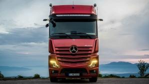 Mercedes-Benz Actros ще направи премиерата си в България на Truck Expo 2019