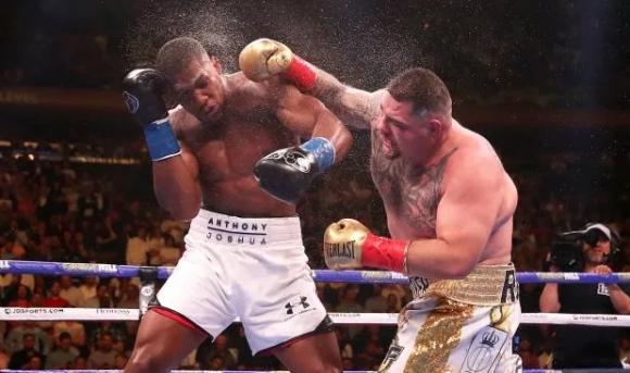Анди Руис поиска 50 млн. долара за реванш с Джошуа във Великобритания