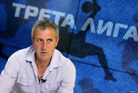 Кайзера: В Левски на Хубчев ще му е по-лесно, отколкото в националния отбор