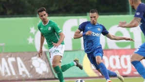 Матеус Леони все още няма отбор в Бразилия, но не обмисля вариант за връщане в България