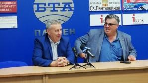 Спартак (Пл) търси бърз ремонт на стадиона, иначе ще домакинства в Ловеч